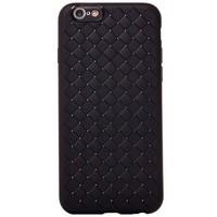 Чехол-накладка на Apple iPhone 7/8, силикон, fast focus, матовый, переплет, черный