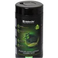 Влажные чистящие салфетки для экранов в тубе, Defender CLN 30300, 100шт