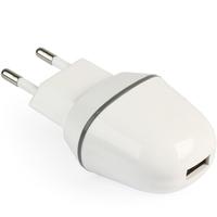 Сетевое зарядное устройство USB, SmartBuy, 2.1A, 1xUSB (SBP-1005)