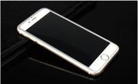 Защитное стекло Apple iPhone 6/6S (7/8) 3D, окантовка на дисплей, серебристый