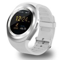 Смарт-часы Y1, microSim, 240*240 TFT, BT, microSD, белый