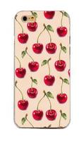 Чехол-накладка на Apple iPhone 6/6S, пластик, fruit 7