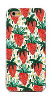 Чехол-накладка на Apple iPhone 6/6S, пластик, fruit 9