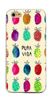 Чехол-накладка на Apple iPhone 6/6S, пластик, fruit 10