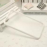 Чехол-накладка на Apple iPhone 6/6S Plus, силикон, бампер, белый