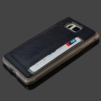 Чехол-накладка на Samsung Galaxy Alpha (G850F) силикон, S-ch, черный