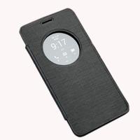 Чехол-книжка для Asus Zenfone 5 полиуретан, черный