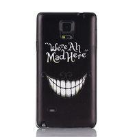 Чехол-накладка на Sony Xperia Z3 пластик, smile