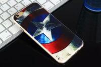 Чехол-накладка на Apple iPhone 6/6S, силикон, mr. America