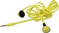 Наушники Smart Buy Boost, вакуумные, soft-touch, 1.2 м, желтый (SBE-970)
