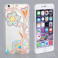 Чехол-накладка на Apple iPhone 6/6S Plus, пластик, полупрозрачный, pic 2