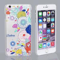 Чехол-накладка на Apple iPhone 6/6S, пластик, полупрозрачный, pic 2