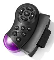 Пульт для магнитолы, инфракрасный, на руль, 11 кнопок
