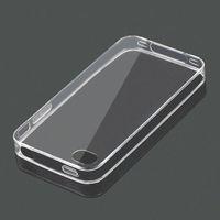 Чехол-накладка на Apple iPhone 4/4S, силикон, ультратонкий, прозрачный