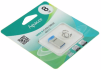 Память USB 2.0 Flash, 8GB, Apacer AH111