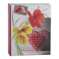 Фотоальбом 10x15, 200 шт, Цветы (IA-200 PP-(143))