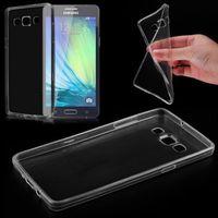 Чехол-накладка на Samsung Grand Prime (G530) силикон, ультратонкий, прозрачный
