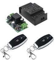 Контроллер с ПДУ, 220В, 433МГц, 2 пульта