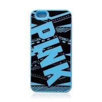 Чехол-накладка на Apple iPhone 6/6S Plus, силикон, Victoria's secret, синий