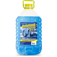 """Незамерзающая жидкость """"Autofrost"""" без метанола до -30*С"""