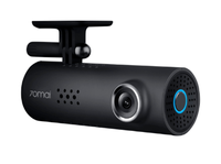 Видеорегистратор Xiaomi 70mai dash cam 1S, FHD, без дисплея, Wi-Fi, голосовое упр., черный