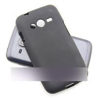 Чехол-накладка на Samsung Ace4 Lite/Neo (G313/G318) силикон, черный