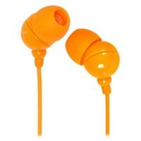 Наушники Smart Buy COLOR TREND, вакуумные, 1.2 м, оранжевый (SBE-1300)