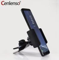 """Автомобильный держатель, Cenlenso, в слот CD, 3.5"""" - 6"""", черный"""