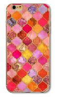 Чехол-накладка на Apple iPhone 5/5S, пластик, symmetry 9