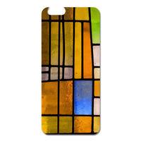 Чехол-накладка на Apple iPhone 5/5S, пластик, geometry 1