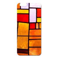 Чехол-накладка на Apple iPhone 5/5S, пластик, geometry 3