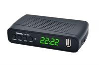 ТВ ресивер, цифровой DVB-T2, Орбита 926, Wi-Fi опц, HD плеер