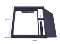 """Адаптер HDD для ноутбука, 2.5"""", SATA, 9.5мм"""
