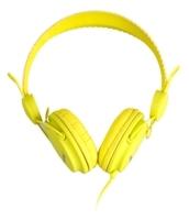 Наушники Smart Buy TRIO, полноразмерные, 1.2 м, желтый (SBE-9120)