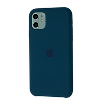 "Чехол-накладка на Apple iPhone 11 Pro Max, силикон, original design, микрофибра, с лого, ""космически"