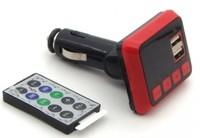 FM-модулятор, Allison A910, Bluetooth, 2xUSB, microSD, AUX, пульт