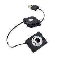 Веб-камера, 5M photo, 0,3M video, 640*480, на прищепке