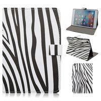 Чехол Smart-cover для Apple iPad mini 4, полиуретан, зебра