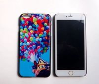 Чехол-накладка на Apple iPhone 6/6S Plus, пластик, baloon