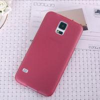 Чехол-накладка на Samsung Note 4 пластик, розовый