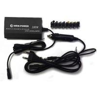 Блок питания для ноутбуков MRM POWER 506, 120Вт, 8 разъёмов, авто ЗУ