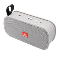 Портативная колонка, Noname, M168, Bluetooth, USB, FM, AUX, TF, серый
