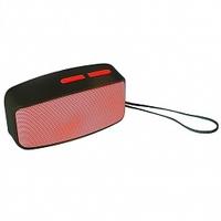 Портативная колонка, Active N10U, Bluetooth, USB, AUX, TF, красный (УЦЕНКА: плохо раб. кн. выкл)