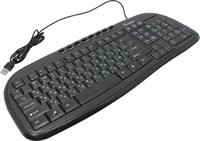 Клавиатура Smart Buy 205 (SBK-205U-K), USB, мультимедийная, черный