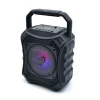 Портативная колонка, Орбита KTS-996C, Bluetooth, microSD, USB, FM, 5W, микрофон, черный