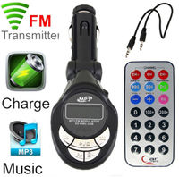 FM-модулятор, Noname, SD/microSD, USB, aux, пульт