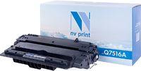 Картридж лазерный NV-Print Q7516A для HP LJ 5200, 12K