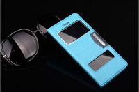 Чехол-книжка на Apple iPhone 6/6S, полиуретан, SView, голубой