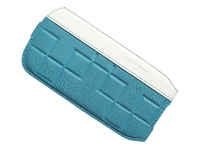 Флип-кейс на Samsung S3 Dicase, blue/white style 2
