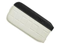 Флип-кейс на Samsung S3 Dicase, white/black style 2